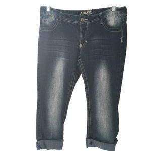 Angels Jeans Capris